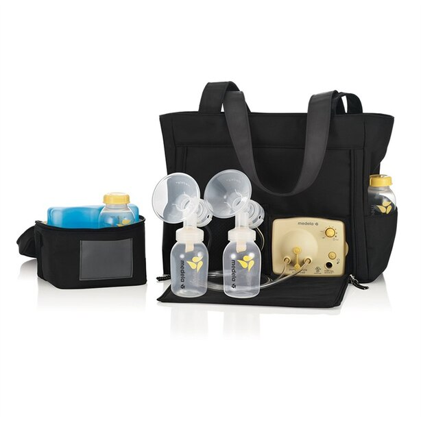 Pump in Style® Double Electric Breast Pump - Tote