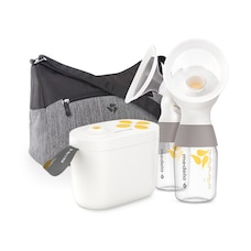 Medela Pump In Style with MaxFlow Technology, Closed System Quiet Portable Double Electric…