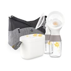 Medela Pump In Style avec technologie MaxFlow, Tire-lait portatif électrique double silencieux à…
