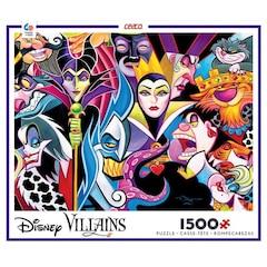 Disney Villains 1500 pc