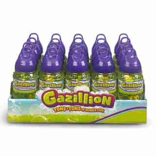 Solution à bulles Gazillion 10 oz - Single Bottle