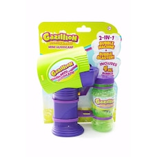 Gazillion Mini Hurricane Bubble Blower