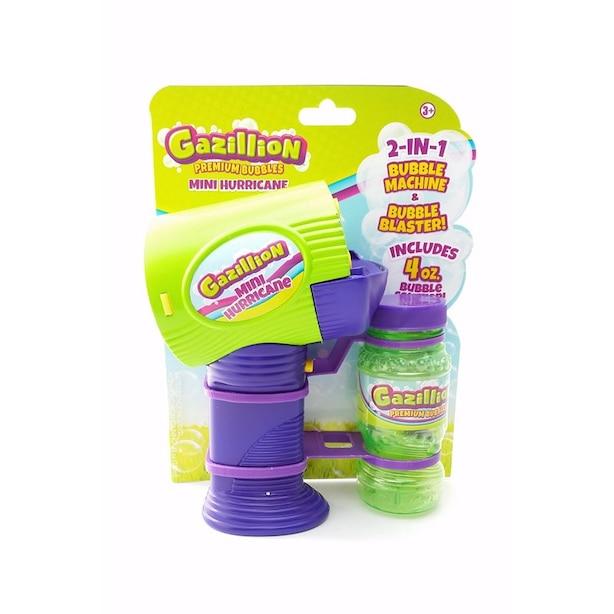 Gazillion Mini Hurricane Bubble Blower