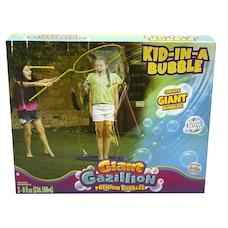 Jeu Dans la bulle Giant Gazillion Bubbles®