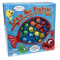 Jeu Let's Go Fishin