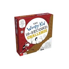 Wimpy Kid 10 Second Challenge Game