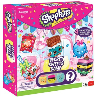 Shopkins Secret Sweets