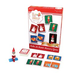 Elf on the Shelf jeu de correspondance