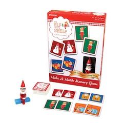 Elf on the Shelf Make a Match Game