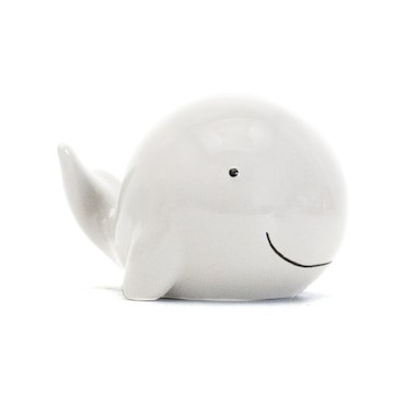 WHITE WHALE COIN BANK