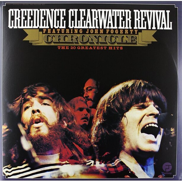 Creedence Clearwater Revival - Chronicle, Vol 1 - Vinyl
