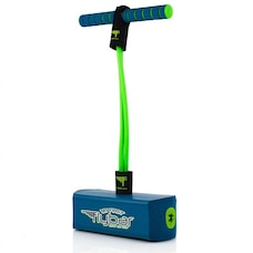 My First Flybar™ Jump and Squeak Pogo Hopper Foam Blue