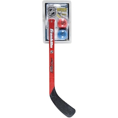 Franklin NHL Flex Play Mini Hockey Stick & Ball Set