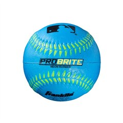MLB Neon Rubber Tee Ball (Colour Selection Not Available)