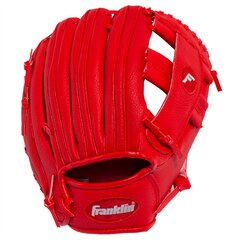 "9.5"" RTP Performance Series Glove and Ball Set - Red"