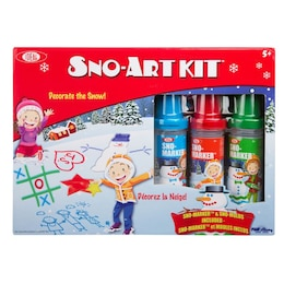 Sno Paint Sno Art Kit