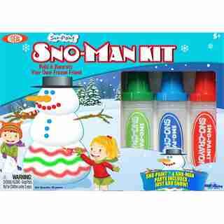 Sno Paint Sno-Man Kit