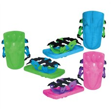Assortiment Ideal Sno Toys Sno Stompers