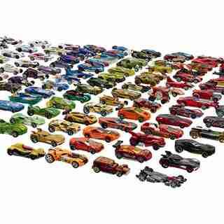Hot Wheels Basic Car Assorted Styles