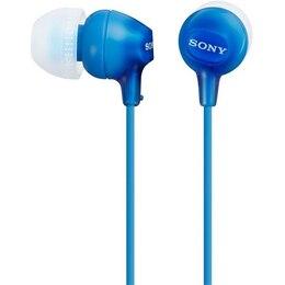 Sony MDR-EX15LPLI Earbuds - Blue
