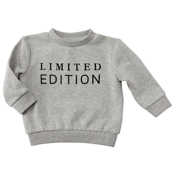IndigoBaby Crew Neck Sweater Limited Edition 0 - 3 Months