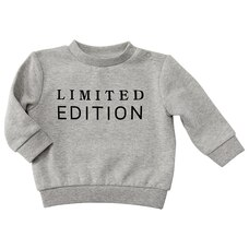 IndigoBaby Crew Neck Sweater Limited Edition 6 - 12 Months