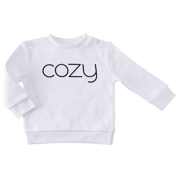 IndigoBaby Crew Neck Sweater Cozy 0 - 3 Months