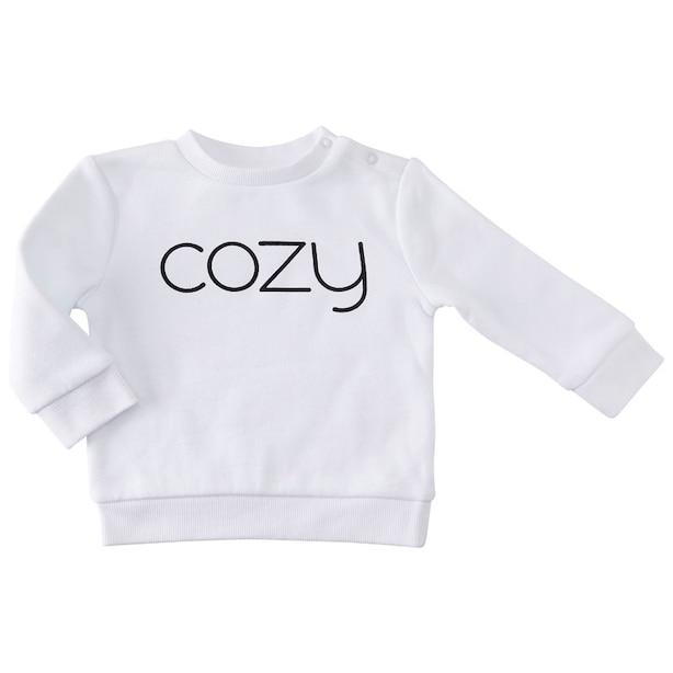 IndigoBaby Crew Neck Sweater Cozy 6 - 12 Months