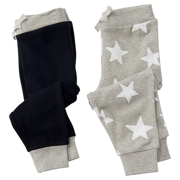 IndigoBaby Pant Set Star and Solid 6 - 12 Months