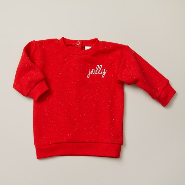 IndigoBaby Jolly Crewneck Size 6-12 Months