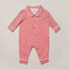 IndigoBaby Stripe PJ Suit Size 12-18 Months