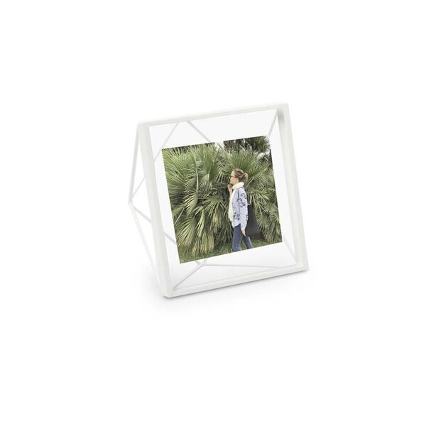 UMBRA PRISMA 4X4 PHOTO FRAME - WHITE