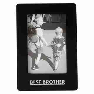 "UMBRA EXPRESSIONS BEST BROTHER FRAME – 4"" X 6"""