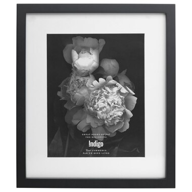 Gallery Frame Black 8 X 10 Opening By Indigo Wall Frames Gifts