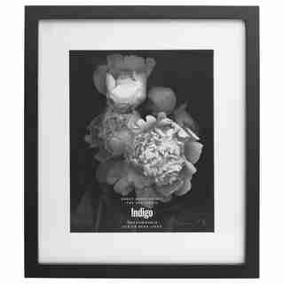 "GALLERY PICTURE FRAME BLACK 8"" X 10"" OPENING SMALL"