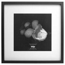 Cadre Galerie noir – Ouverture 11 po x 11 po