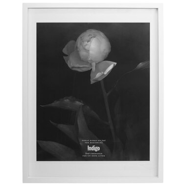 Gallery Frame White 16 X 20 Opening By Indigo Wall Frames