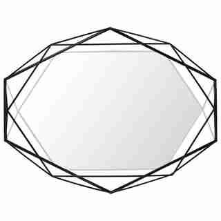 Umbra® Prisma Mirror - Black