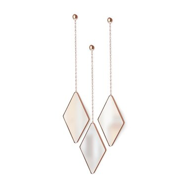 Umbra® Dima Mirror - Copper by UMBRA | Mirrors Gifts | chapters.indigo.ca