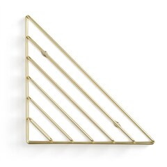 Umbra® Strum Wall Shelf - Brass