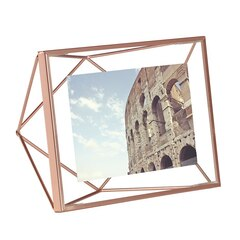 "Umbra Prisma 4"" x 6"" Frame - Copper"