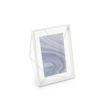 UMBRA PRISMA 4X6 PHOTO FRAME - WHITE