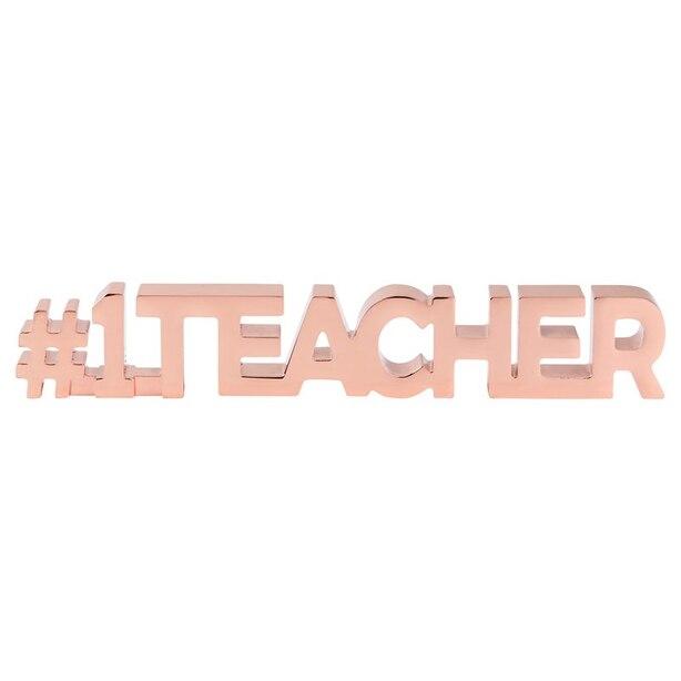 #1 Teacher Objet