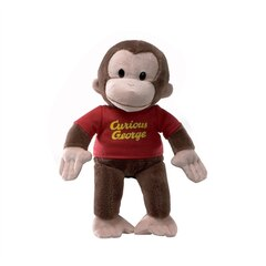"Curious George 16"" Plush"