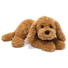 GUND, Muttsy, Peluche chien beige, 35 cm