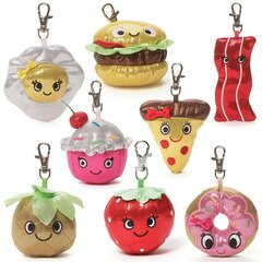 Sparkle Snacks Clips (sold individually/ styles may vary)