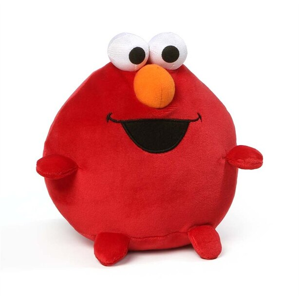 "Gund Egg Friends Elmo 6"" Plush Toy"