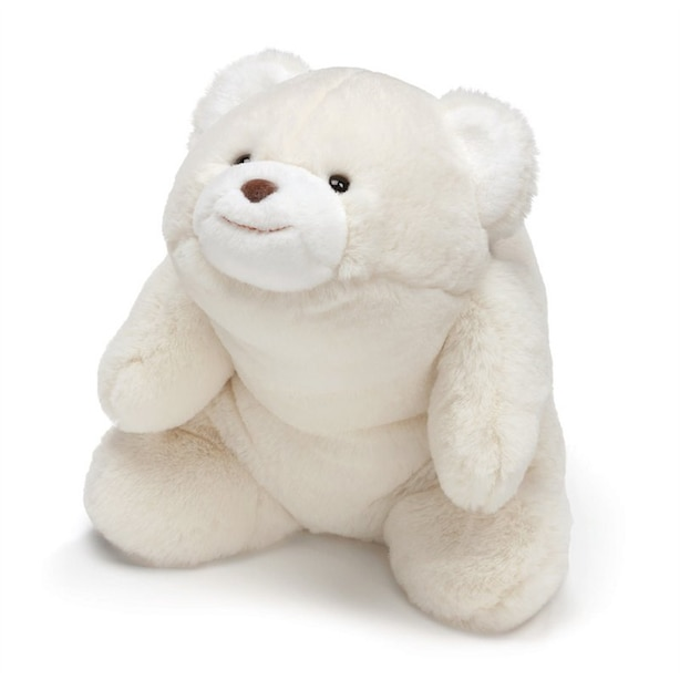 Gund® Snuffles Teddy Bear White 10''