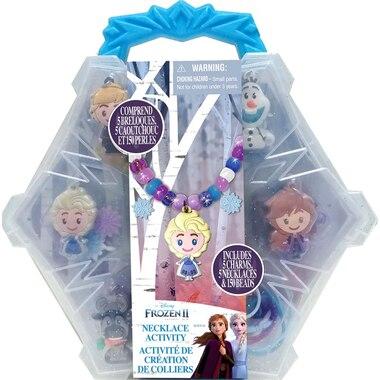 Frozen 2 Necklace Activity Kit