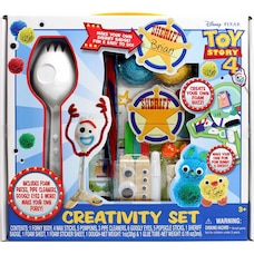 Toy Story 4 Forky Toy and Characters Creativity Set